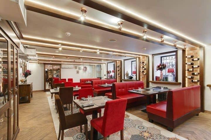 Pushkarski Restaurante