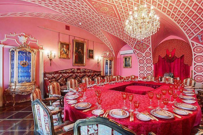 Russianampir Restaurantes