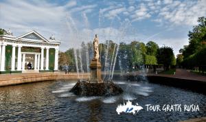 Jardines de san Petersburgo