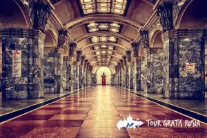 Metro de san petersburg