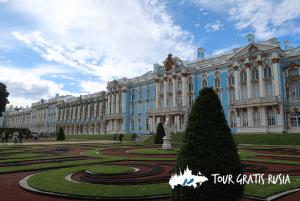 Pushkin palacio de Catalina San Petersburgo
